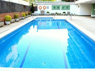 Apartamento en Tossa del mar con piscina, Tossa de Mar