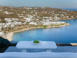 Amazing view Villa, Psarou beach, Mykonos