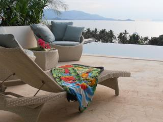 New luxury sea view villa,   Choeng Mon beach