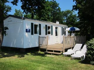 Modern Mobile Homes Camping Domaine d'Oleron, Saint-Georges-d'Oleron