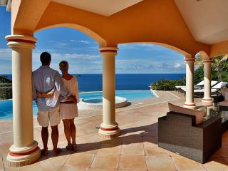 Villa 3 bedrooms St Barts Montjean Pool Jacuzzi, St. Barthelemy