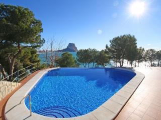Villa with terrace,pool Calpe