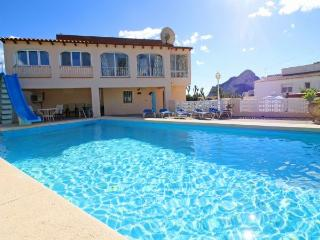 Villa with pool,barbecue Calpe