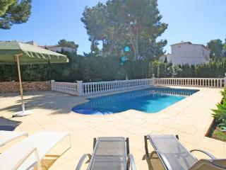 Villa with pool,garden Calpe