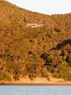 Home set in 15 acres of land