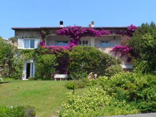 La casa di Franco e Vanna