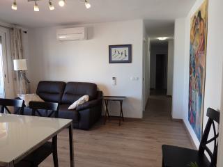 Apartamento para 6 con terraza, centro de Málaga, Malaga