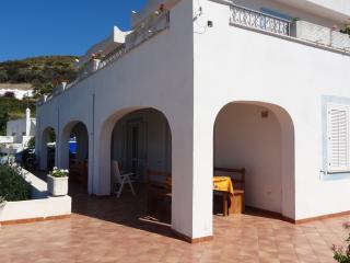 casa marcone, Ponza Island