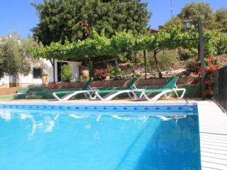Jazmin Azul country villa with plenty of outdoor areas, private pool and BBQ