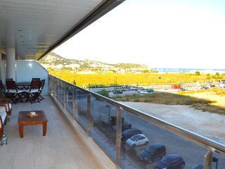 Talmanca botafoch Apto 3 dormitorios vista mar, Ibiza Ciudad