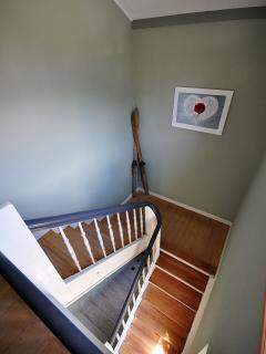 Stairwell to 1st Floor