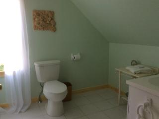 New upstairs bathroom
