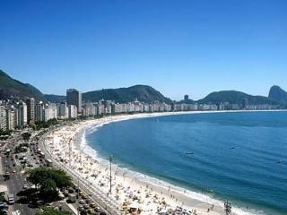 Praia de Copacabana  100 mts da praia 200 mts Subw, Rio de Janeiro