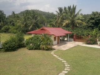bungalow des rizieres