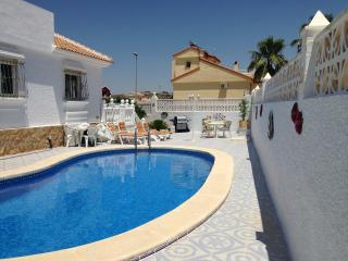 Villa Rosa, now with free WiFi, Air Con and Dish washer, Region of Murcia