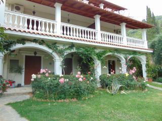 Luxury  studio near the beach  2-3 p,shared pool, Agios Gordios