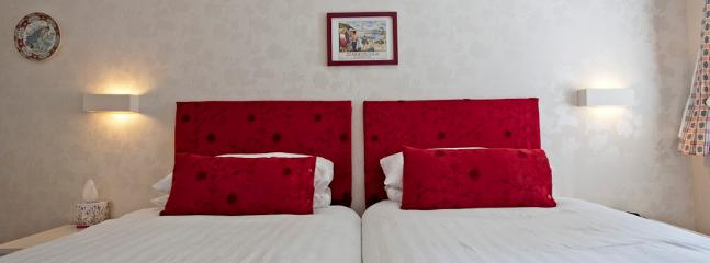 Twin room which can be made up as another King Size
