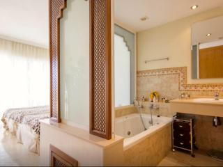 In-suite bathroom