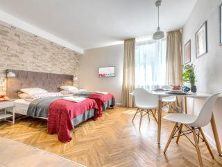 Climatic Studio Apartment LIPOWA, Warsaw