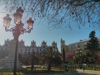 Duplex Plaza España, Cádiz
