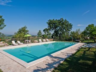 lovely villa with large salt pool  close to Rome