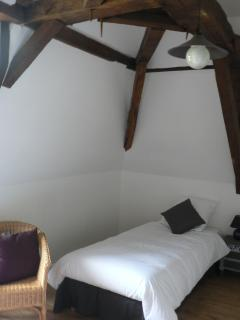 Le cep- Bedroom 2 ( Single or double bed)