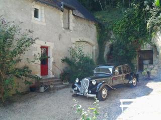 charmant gite médiéval proche chateau chenonceau, Chissay-en-Touraine
