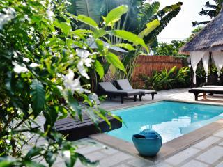 Bamboo Villa, Amazing value in Sairee Village!!