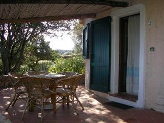 Apartment rental in Porto Cervo with shared pool