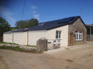 Eastern Slade Barn Visit Wales 5***** grading