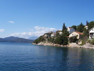 BIGOVA AP - large, seafront, 1-bed apt with view, Kotor