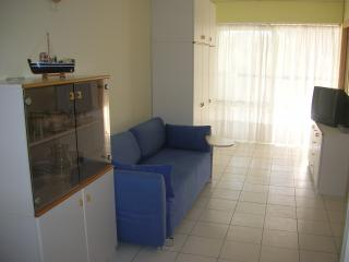 tv and  divan corner