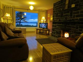 Oughterard  lake cottage 'Westwinds lough corrib'