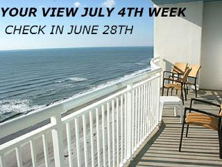 June 28th 7 Nights 2 Bdrm Deluxe Ocean, North Myrtle Beach