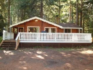 #66 Gramma & Grampas Cabin w/Hot tub & WiFi!, Glacier