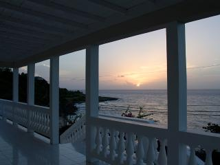 Gorgeous Villa with Private Beach(1 room rental), Lucea