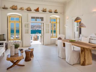 Villa Kampani, Città di Mykonos