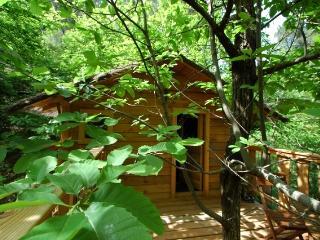 Cevennes Insolites: La Cabane de Peyrolles