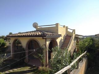Villa Villasimius Lucy blue 300 m from the beach