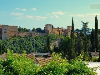 Casa terraza vistas Alhambra en el Albayzin, Granada