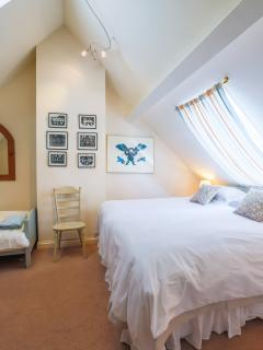 Bedroom 7 - can be a double and a single, or three singles