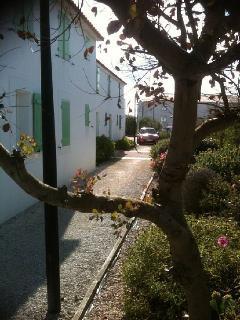 Maison avec jardin, Ars-en-Re