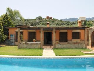 Casa rural con piscina en Alhaurin el Grande