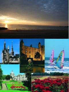 Aberdeen City . Culture , sports and history . We have it all
