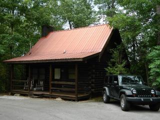 Gatlinburg Log Cabin For Two