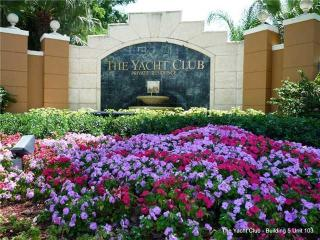 First Floor Waterfront at Yacht Club, Aventura