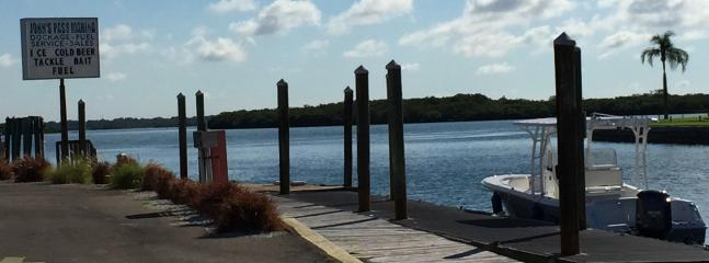 Inter Coastal Waterway Boat Dock