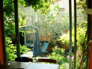 maison et couleurs de méditerranée, Marsella