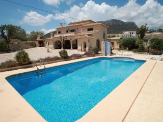 Sala I - family-friendly holiday house in Calpe