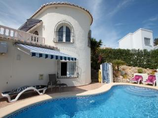 Fina - two story holiday home villa in Benitachell